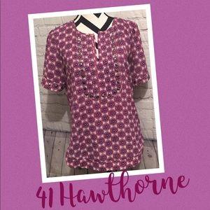 41 Hawthorn Tunic Style Blouse